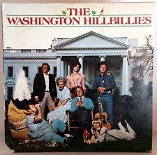 """12"""" Vinyl-THE Washington Hillbillies"""