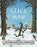 Stick Man by Julia Donaldson, NEW Book, FREE & FAST Delivery, (Paperback)