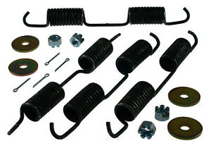 Drum Brake Hardware Kit Rear ACDelco 18K1663