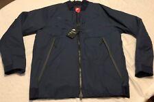 Nike Sportswear Aeroloft Men's Bomber Obsidian Blue Jacket 863726 451 Size L