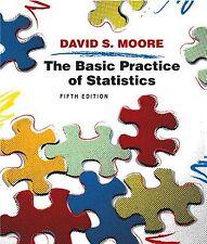 Basic Practice of Statistics, 5th Edition