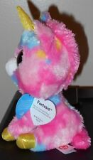 TY Beanie Boos - FANTASIA the Unicorn Special PROMO Tag(WE.ORG Hang Tag) - MWMTs