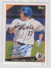 2016 Topps Archives 65th Anniversary Fernando Tatis Autograph Mets
