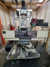 1997 Lagun 717 S Cnc 3 Axis Knee Mill With Dynapath Delta 40 Control