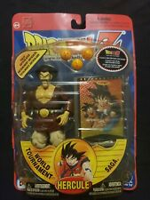 Dragon Ball Z Series 9 World Tournament Saga HERCULE / Mr. Satan 2002 Irwin Toy