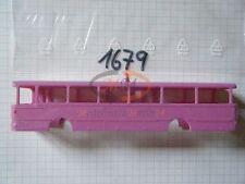 10x pieza de repuesto albedo enormemente carcasa carrocería autobús Setra s 14 h0 1:87 - 1679