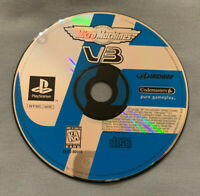 Micro Machines V3 Sony PlayStation PS1 PSX Midway Video Game (Disc Only) WORKS!