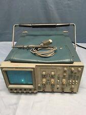 Tektronix 2245 Four Channel 100Mhz Oscilloscope W/ One Probe TESTED