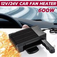 12V / 24V Car Heater Fan 80-100 degrees Electric Cooling Defroster Demister