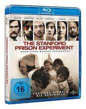 THE STANFORD PRISON EXPERIMENT (Nelsan Ellis, Olivia Thirlby) BLU-RAY NEU