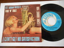 "THIS `N`THAT I can´t Get No Satisfaction STRIKE Rolling Stones Cov RARE 7""Garage"