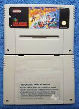 *OUTER CASE* - MEGAMAN X3 - SNES - Super Nintendo Cartridge Cover - Mega Man X 3