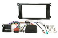 Autoradio Blende Adapter Kabel Set für Ford Focus C-Max Kuga Mondeo mit Can Bus