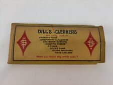 Vintage DILL'S Pipe Cleaners Brand new in Open Package Pack of 24 Tobacco Pipe