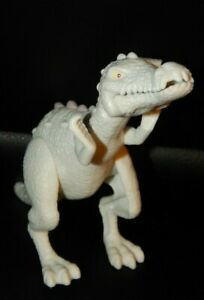 White Rudy McDonald's Action Figure #7 Ice Age 3 Dawn Of The Dinosaurs Toy HTF