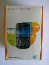 BlackBerry Bold 9900 - 8GB - Black (AT&T) Brand New Sealed