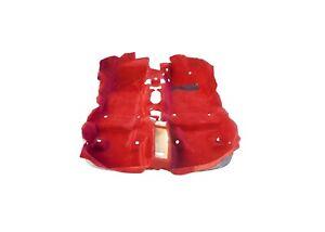 ORIGINAL ALFA ROMEO GTV 916 INNENRAUM TEPPICH BODENTEPPICH 156022675 ROT NEU RH