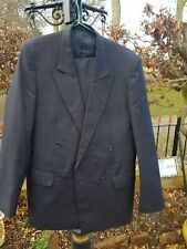 Men's True  Vintage suit 1930's -50's styling Demob Goodwood / Twinwood
