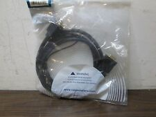 New Cable Matters VGA Monitor Cable with 3.5mm Stereo Audio 6 Feet Free Ship