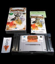 POWERMONGER Super Famicom Nintendo  SNES SFC Jap Power Monger
