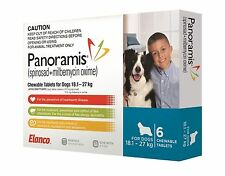 Comfortis Plus Blue for Large Dogs 6pack