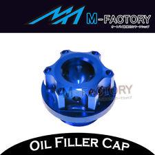 Blue CNC Engine Oil Filler Cap Plug Fit Suzuki SV 650 / S 1999-2008 99 00 01