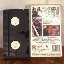 RARE Pretty Woman VHS PAL UK Version Touchstone Julia Roberts Richard Gere