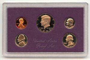 1985 United States PROOF Coin Set U.S. Mint OGP