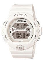 Casio Sport Digital Ladies Baby-g Japan White Watch Bg-6903-7b