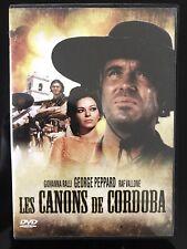 Les Canons De Cordoba Dvd Comme Neuf