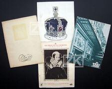 LES PERLES DE LA COURONNE 4 Doc Sacha GUITRY Arletty TOBIS Raimu Napoleon 1937