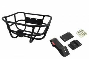 DAHON Front Cargo Basket and Attachment Kit for Bicycle Fast Shipping From Japan
