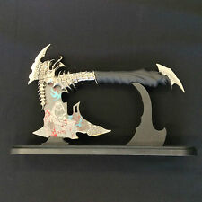Fantasy Dragon Axe with Stand - Pre Order