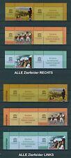 Rumänien 2014 Mi.6843-45 Zf. x2 ** Immaterielles UNESCO-Welterbe,RAR,Auflage 30