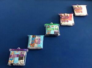 Women's underwear Fruit of the Loom bikini, brief or hi cut, various colors 3 pk