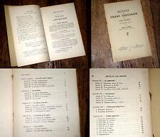 méthode de chant grégorien et petit solfège édition vaticane 1942 Dom L. David