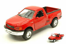 Ford F-150 Regular Cab Flareside Pick Up 1998 Red 1:24 Model 2205R WELLY