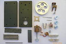 Kit de montage Stirling Moteur d'air chaud Modélisme avec LED k300