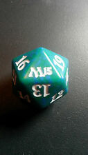 2015 Core Set m15 Green Spindown Life Counter d20 mtg Dice Magic: the Gathering