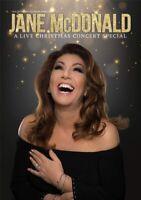 Jane Mcdonald - A Live Natale Concerto Speciale Nuovo DVD