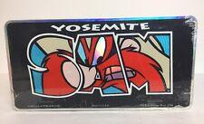 Yosemite Sam Chroma International Novelty Tag License Plate 1996 TM & Warner Bro