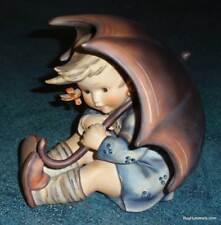 """LARGE 8"""" Umbrella Girl Goebel Hummel Figurine #152/B TMK4 - MOTHER'S DAY GIFT!"""