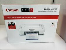 Canon Pixma MG2522 All-in-One Inkjet Printer Scanner and Copier - Ink Included!
