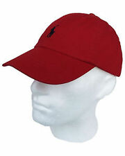Ralph Lauren Men's Cotton Blend Baseball Cap