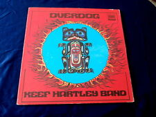 KEEF HARTLEY BAND~ OVERDOG~ GATEFOLD~ VG+~DERAM RECORDS ~ ROCK  LP