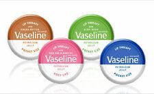 Vaseline Lip Balm Therapy 20g- Aloe Vera, Cocoa Butter, Heal Dry Chapped Lips