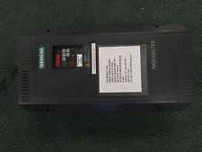 Siemens AC Drive 6SE3123-5DH40 25HP Used
