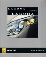 Renault Laguna 2007 UK Market Launch 8pp Sales Brochure Hatchback Sport Tourer