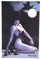 "Original Elvira Poster- Moonbathing  20"" x 26""  Rolled- Vintage-Warehouse Find"