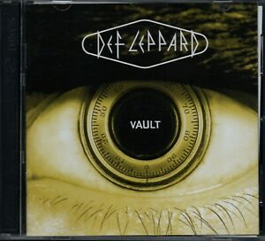 DEF LEPPARD - Vault (Greatest Hits 1980-1995) - 2xCD Album *Special Edition*